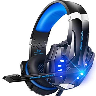 headset BENGOO G9000 Stereo Gaming Headset